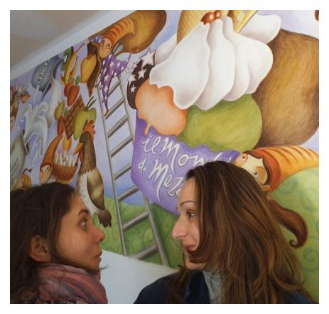MURALS WITH OTHER ARTISTS