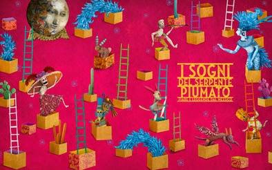 I SOGNI DEL SERPENTE PIUMATO Cosimo Panini Editore (Italy, 2013)
