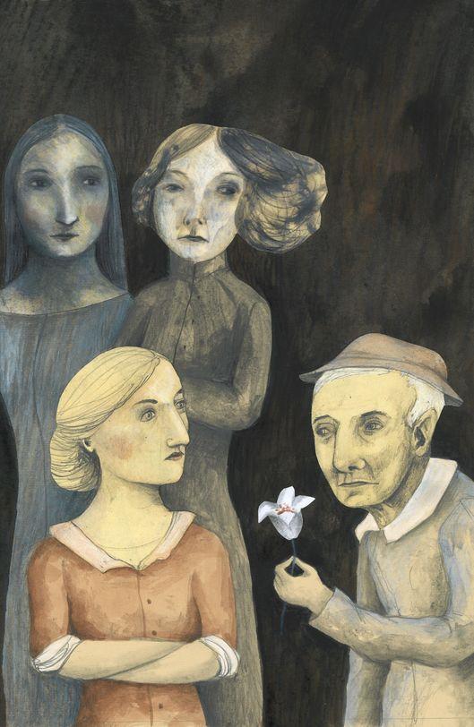 BARBARINA E I NOVE COLOMBI Kellermann Editore 2019 (Italy)